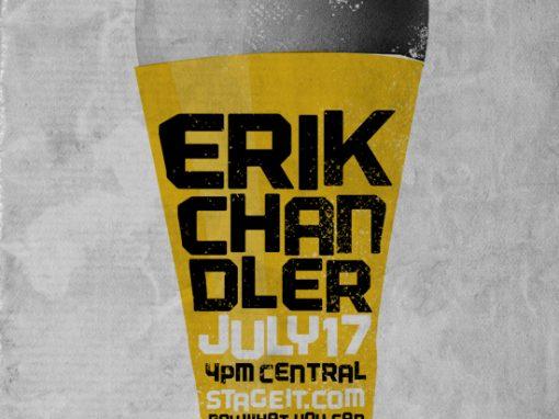 Erik Chandler Poster