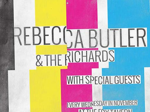 Rebecca Butler Poster