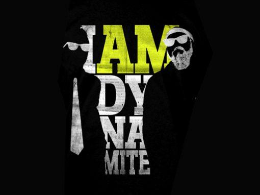 IAMDYNAMITE Shadows Tee