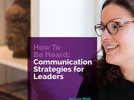 Lisa Mink Communication EBook