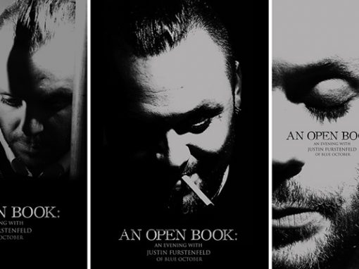 Open Book Posters