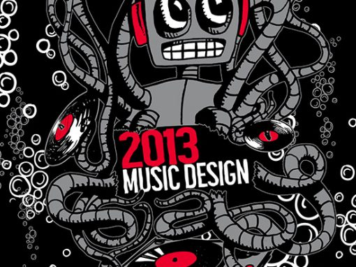 Mood Music Design 2013 Poster